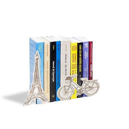 Porta Livros Paris