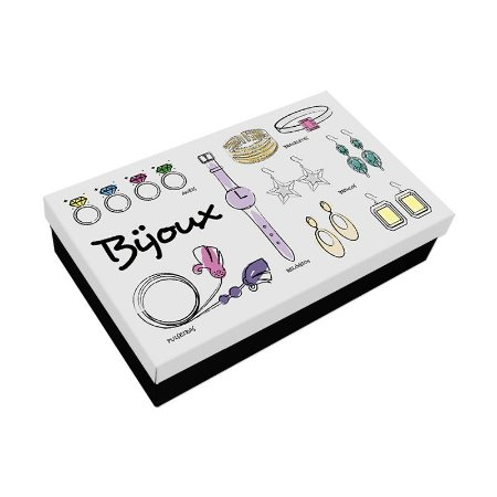 Caixa Acessórios Bijoux