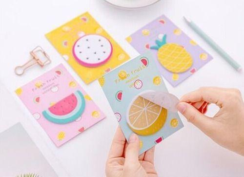 Sticky Notes Fruta