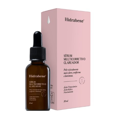 Hidrabene Sérum Multicorretivo Clareador 30ml