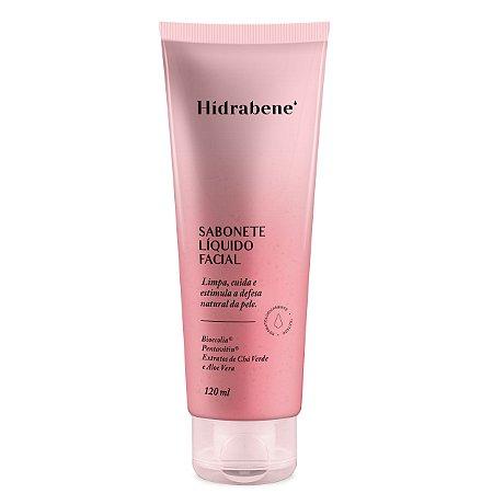 Hidrabene Sabonete Líquido Facial 120ml