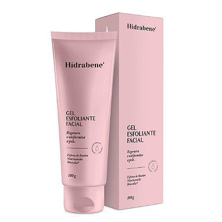 Hidrabene Gel Esfoliante Facial 100g