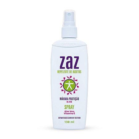 ZAZ Repelente De Insetos Spray 130ml
