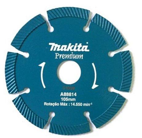Disco Makita 88814 Corte Pedras Furo 20mm (Corte a Seco e Úmido)