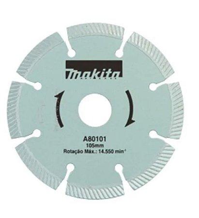 Disco Makita 80101 Corte Pedras Furo 20mm (Corte a Seco e Úmido)