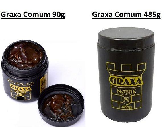 Graxa Comum 90g OU 485g (Vendidas Separadamente)