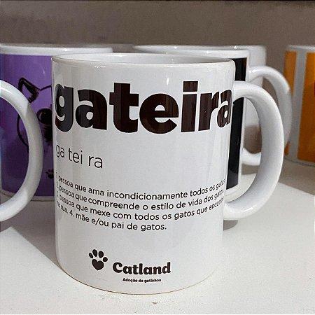 Caneca Gateira