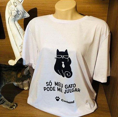 Camiseta Julgar