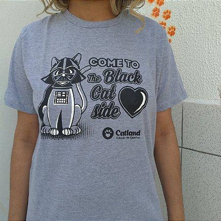 Camiseta The Black Cat Side