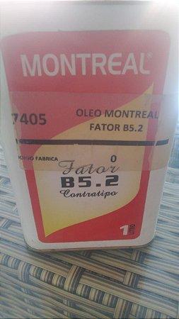 Óleo Fator B5.2 5L - Montreal
