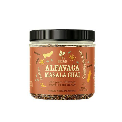 Chá Infusiasta - Alfaca Masala Chai