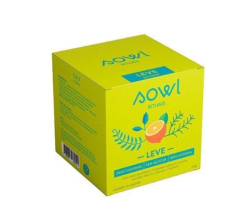 Chá Sowl Leve pocket 20g
