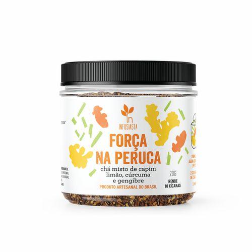 Chá Infusiasta -  Força Na Peruca