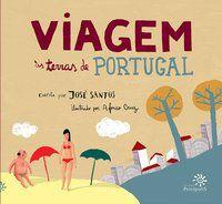 VIAGEM ÀS TERRAS DE PORTUGAL - SANTOS, JOSE