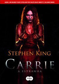 CARRIE A ESTRANHA - KING, STEPHEN