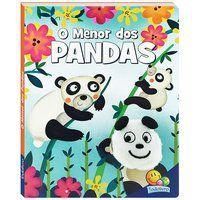 DEDINHOS AGITADOS - UM LIVRO-FANTOCHE:O MENOR DOS PANDAS - THE CLEVER FACTORY, INC.