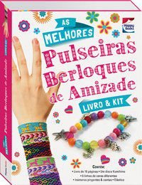 LIVRO & KIT: AS MELHORES PULSEIRAS BERLOQUES DE AMIZADE - LAKE PRESS PTY LTD