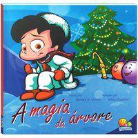 A MAGIA DA ÁRVORE - NIVEL 4 (PARADIDÁTICOS TODOLIVRO) - HANSSON, BARBARA SCHMITT