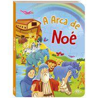 AVENTURAS BÍBLICAS EM QUEBRA-CABEÇAS: A ARCA DE NOÉ - TODOLIVRO LTDA.
