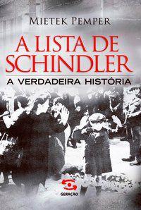 A LISTA DE SCHINDLER - PEMPER, MIETEK