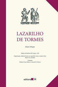 LAZARILHO DE TORMES - ANONIMO