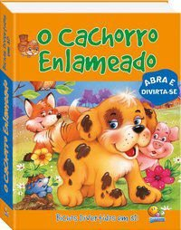 BICHOS DIVERTIDOS EM 3D: O CACHORRO ENLAMEADO - THE BOOK COMPANY