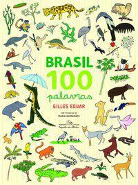 BRASIL 100 PALAVRAS - EDUAR, GILLES
