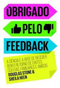 OBRIGADO PELO FEEDBACK - HEEN, SHEILA