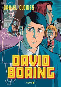 DAVID BORING - CLOWES, DANIEL