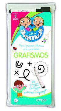 ABREMENTE - MINI GRAFISMOS - VOL. 1 - EDITORES, CATAPULTA