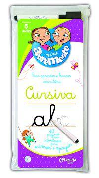 ABREMENTE - MINI CURSIVA - VOL. 1 - EDITORES, CATAPULTA
