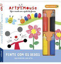 ARTY MOUSE - PINTE COM OS DEDOS - VOL. 1 - LINN, SUSIE