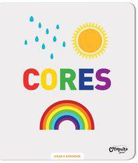 JOGAR E APRENDER CORES - VOL. 3 - EDITORES, CATAPULTA