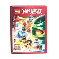 LEGO NINJAGO - MESTRES DO SPINJITZU (LATA) - LEGO