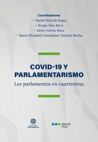 COVID-19 Y PARLAMENTARISMO - ROCHA, MARIA ELIZABETH GUIMARÃES TEIXEIRA