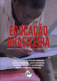 EDUCAÇÃO BRASILEIRA - RIBEIRO, LUÍS TÁVORA FURTADO