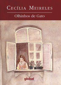 OLHINHOS DE GATO - MEIRELES, CECÍLIA