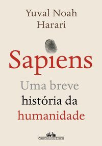 SAPIENS (NOVA EDIÇÃO) - HARARI, YUVAL NOAH