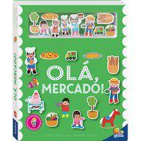 AMIGOS DE FELTRO: OLÁ, MERCADO! - REALLY DECENT BOOKS LTD