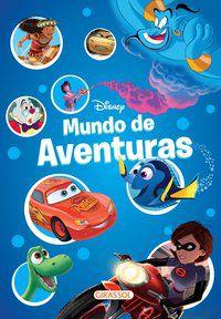 DISNEY MUNDO DE AVENTURAS - DISNEY