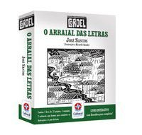 O ARRAIAL DAS LETRAS - VOL. 2 - SANTOS, JOSE