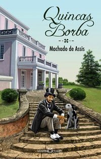 QUINCAS BORBA - VOL. 59 - ASSIS, MACHADO DE
