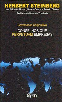 GOVERNANÇA CORPORATIVA - STEINBERG, HERBERT