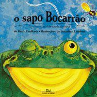 O SAPO BOCARRÃO - FAULKNER, KEITH