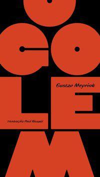 O GOLEM - MEYRINK, GUSTAV