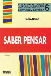 SABER PENSAR - DEMO, PEDRO