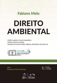 DIREITO AMBIENTAL - MELO, FABIANO