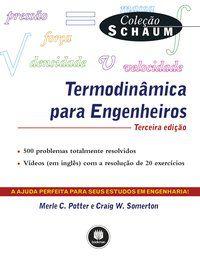 TERMODINÂMICA PARA ENGENHEIROS - POTTER, MERLE C.