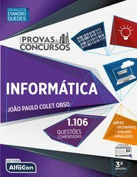 PROVAS E CONCURSOS - INFORMÁTICA - COLET, JOÃO PAULO