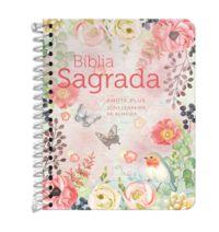 BÍBLIA ANOTE PLUS RC - CAPA CLÁSSICA VIRTUOSA - ALMEIDA, JOÃO FERREIRA DE